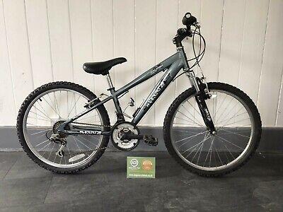 "Raleigh Freeze Mountain Bike(24""wheel,12""frame,18speed)"