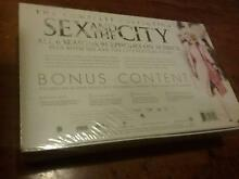 Sex and the city dvd box set complete collection new sealed Parmelia Kwinana Area Preview