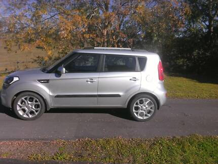2012 Kia Soul Dungog Dungog Area Preview