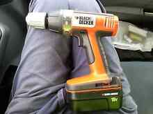 Black and decker 18v drill Waikiki Rockingham Area Preview