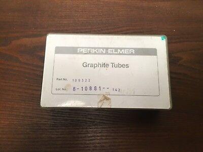Perkin Elmer 109322 Graphite Tubes For Atomic Absorption Spec