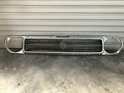 Datsun 1200 coupe/Ute plastic grille good condition no cracks  Williamstown Hobsons Bay Area Preview
