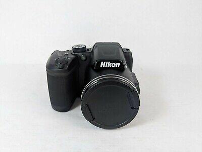 Refurbished Nikon Coolpix B500 16MP Digital Camera Black - DS2348