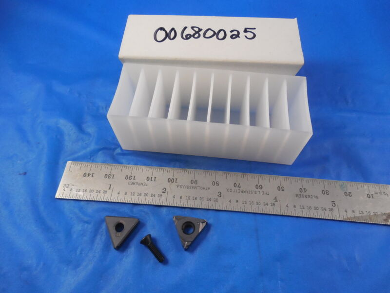 Box of 5 new inserts KENNAMETAL VNGP432 KC730 Carbide Inserts