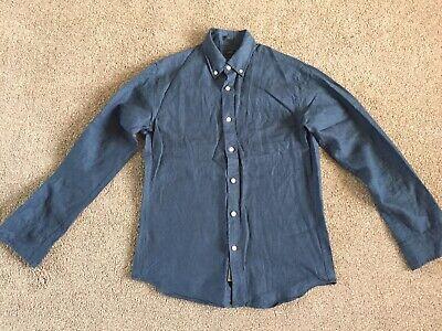 Mens J Crew Long-sleeve Shirt Size S