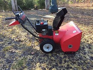 "MTD 30"" Snow blower for parts or repair"