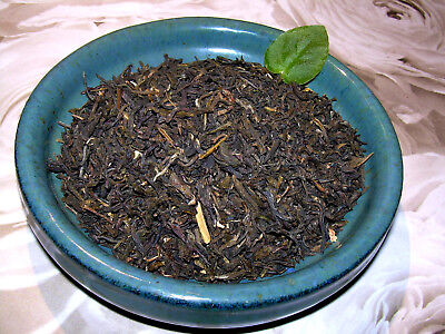 Tea Jasmine Green Loose Leaf  Asian Green Tea Blend All Natural -