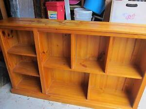 Bookcase/shelving - wooden Waverley Eastern Suburbs Preview
