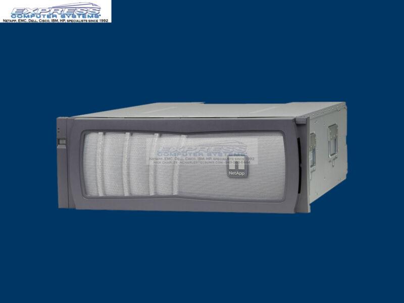 Fas2240-4 Dual Controllers W/24x 1tb Sata X302a-r5 Fas2240 San 2x X3245a-r6