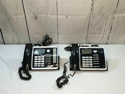 2 Rca Visys 25260 2-line Business Phone Complete With Power Adapter