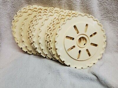 Lustran Ih International Sorghum Seed Planter Plate C-sorg-1 24 Cells Brand New
