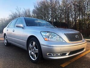 2006 Lexus LS430 Well Maintenance with all records