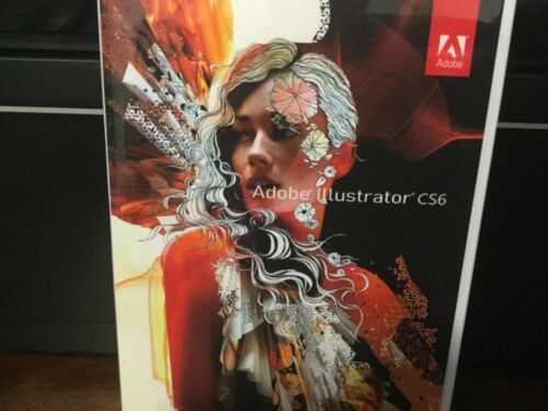 Adobe Illustrator CS6 - DVD -