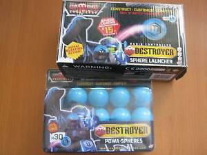 Radio Controlled Destroyer Sphere Launcher & Powa Spheres Surry Hills Inner Sydney Preview