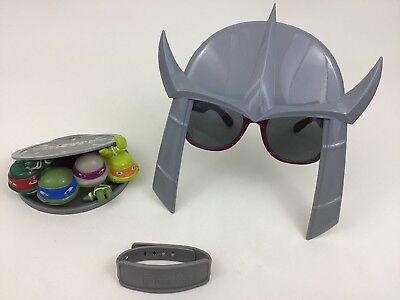Teenage Mutant Ninja Turtles 3pc Lot TMNT Toy Shredder Accessories Costume A4 - Popeye Costume Accessories