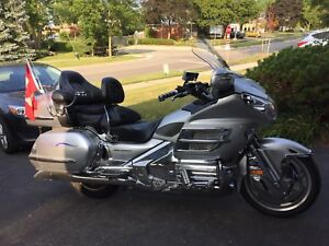 2005 Honda Goldwing GL1800 30th Anniversary Edition