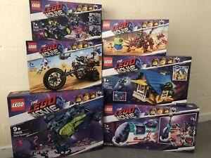LEGO MOVIE 2 LEGO SETS NEW