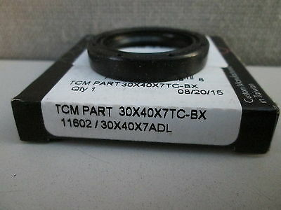 30 X 40 X 7 Metric Oil Seal