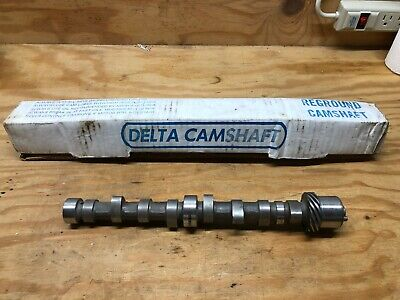 Fiat Camshaft New in the Box N.O.S. By Delta Camshaft Poss. 600 or 850 No Res FS