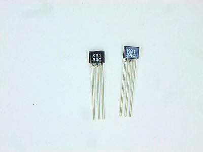 2sk381 Original Mitsubishi Fet Transistor 2 Pcs
