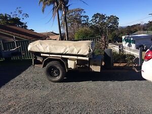 Camper trailer Hill Top Bowral Area Preview