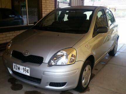 2004 Toyota Echo 5 door Hatchback