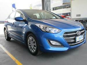 Behold this beautiful blue i30 only two years old Hobart CBD Hobart City Preview