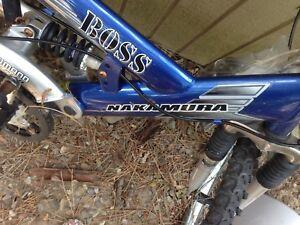 Nakanura bike(boss)