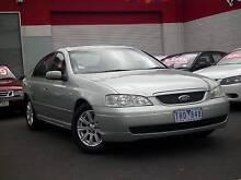 2003 Ford Falcon FUTURA Sedan ***$5,990 DRIVE AWAY*** Footscray Maribyrnong Area Preview