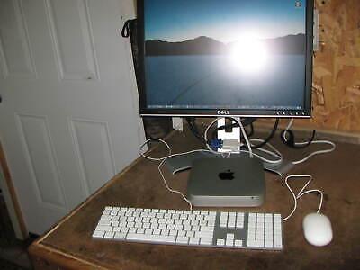 TWEEKED OUT 2012 MAC MINI SERVER 2.3 GHz i7 512 SSD/1TB HD 16 GB SD 1536 MB VID