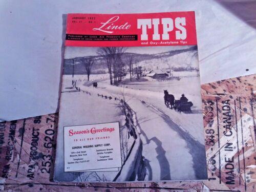 Rare January 1952
