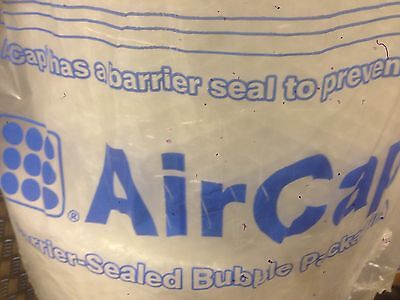 4 ROLLS SEALED AIR AIRCAP LARGE BUBBLE WRAP 750 mm X 50 m - FREE 24H DELIVERY