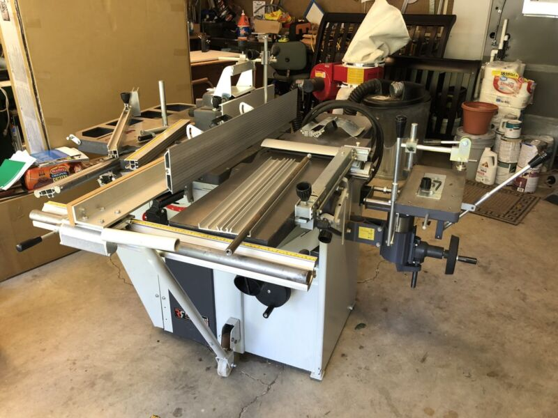 Robland X31 Combination Woodworking Machine w/ Extras - EXCELLENT Condition!!!