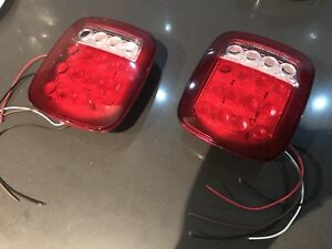 Tail light Del jeep