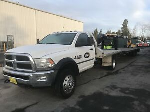 2013 ram 5500, diesel, 4x4, loaded