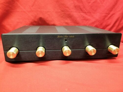 """Golden Tube Audio SEP-1 """"Special Edition"""" Pre Amplifier Stereo Preamp EXCELLENT"""