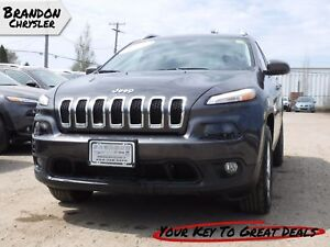 2017 Jeep Cherokee North ~ Cold Weather Group, Bluetooth, Rear C