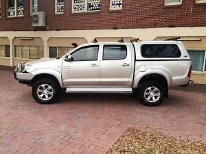 ARB CANOPY - RHINO ROOF RACKS - HILUX DUAL CAB Hectorville Campbelltown Area Preview