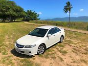 2006 Honda Accord Euro white auto South Townsville Townsville City Preview