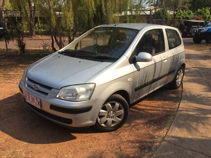 2004 Hyundai Getz Hatchback Millner Darwin City Preview