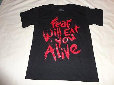 Men's T-Shirt Size Small Black Universal's Halloween Horror Nights 24  - Universal's Halloween Horror Nights