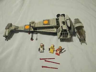 lego star wars b wing 75050