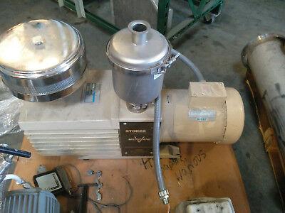Stokes Microvane Vaccume Pump Modle 17-3