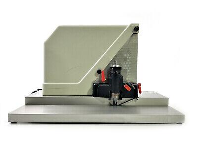 Vintage New Hermes Engravograph B6 B-6 Beveling Machine Gravograph