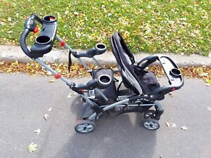 Poussette Baby Trend Sit n' Stand Ultra