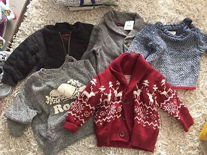 Boy clothing lot - size 3-6 / 6 months - 19 pieces