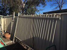 3 Piece Tubular Fencing Flynn Belconnen Area Preview