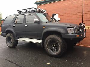 Toyota Hilux Surf with RWC+11 months rego Werribee Wyndham Area Preview