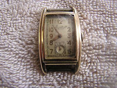 Vintage Waltham Premier 17 Jewels Watch 10K Gold Filled