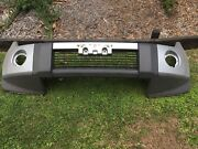 Mitsubishi Pajero NS Front Bumper Skirt Lota Brisbane South East Preview